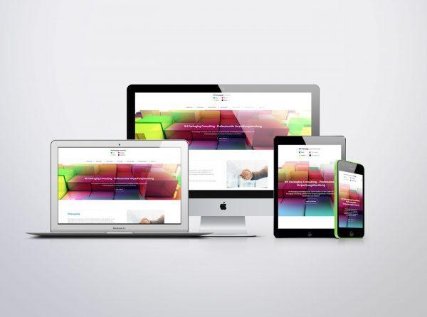 Webdesign CMS Webdesigner