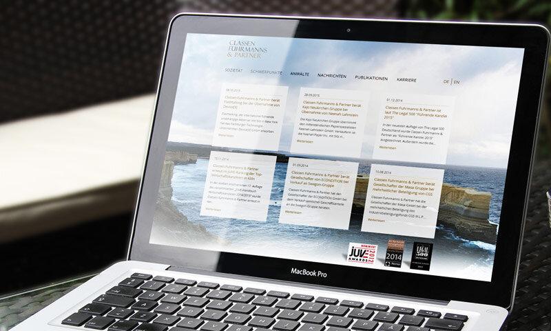 homepage design köln bonn troisdorf