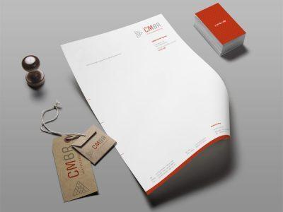Grafikdesign Köln - Corporate Design für CMBR