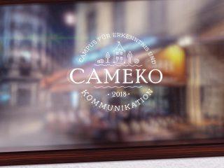 Logodesign für Cameko